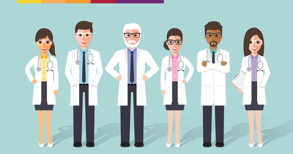 راهنما و فرم معاینات سلامت شغلی کارکنان مراکز بهداشتی درمانی