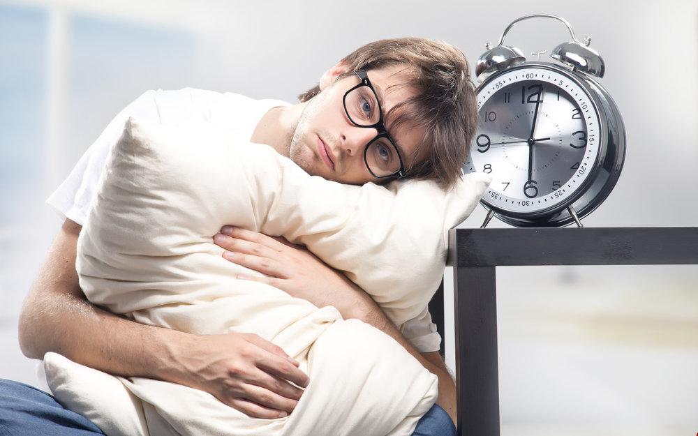خواب آلودگی، علل و روش های تشخیصی