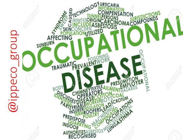 بیماری های ناشی از کار occupational diseases
